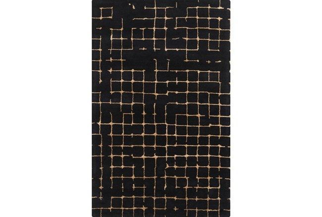 24X36 Rug-Quest Charcoal - 360