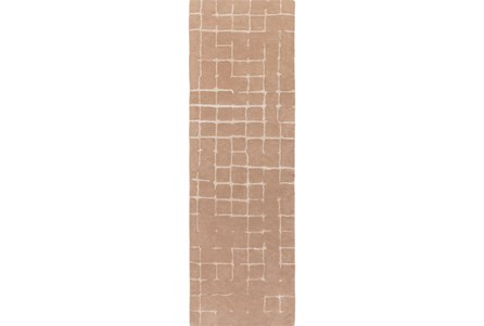 30X96 Rug-Quest Taupe