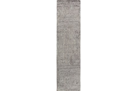 30X120 Rug-Ranura Light Grey