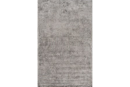 36X60 Rug-Ranura Light Grey