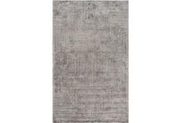 9'x13' Rug-Ranura Light Grey