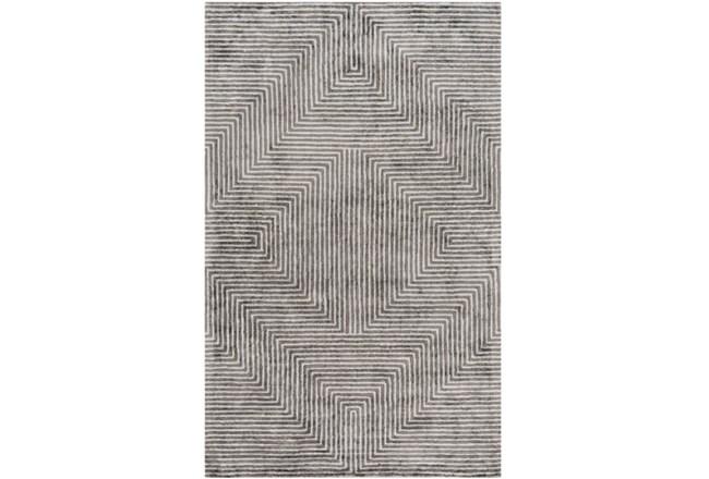 108X156 Rug-Ranura Light Grey - 360