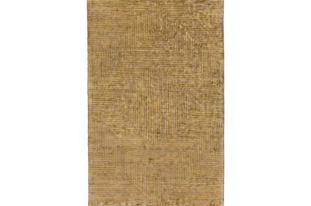 108X156 Rug-Ranura Gold