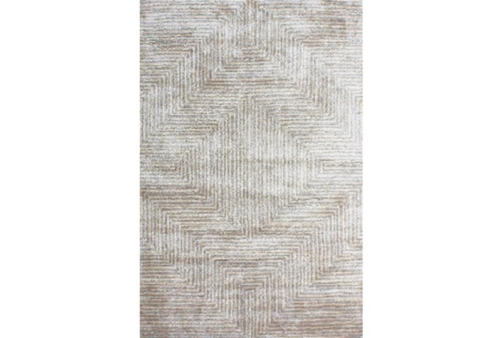 60X90 Rug-Ranura Moss/Beige