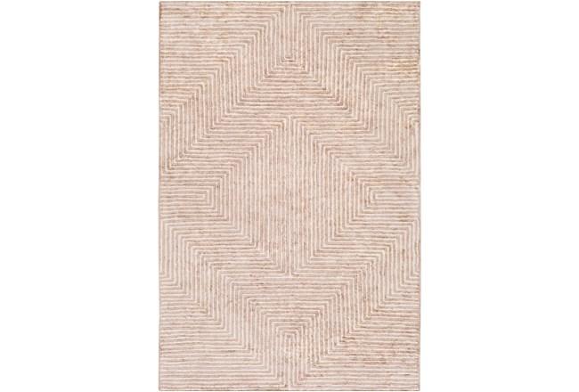 6'x9' Rug-Ranura Moss/Beige - 360