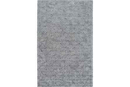 24X36 Rug-Baguette Slate