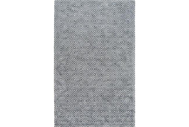 24X36 Rug-Baguette Slate - 360