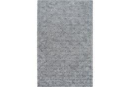 48X72 Rug-Baguette Slate
