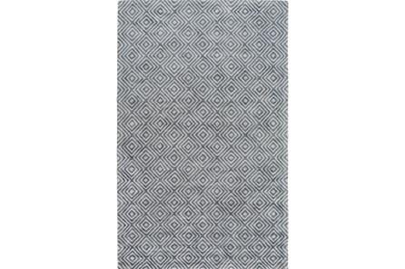 48X72 Rug-Baguette Slate - Main