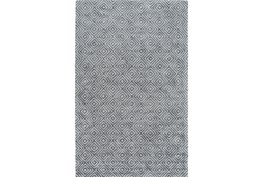 72X108 Rug-Baguette Slate