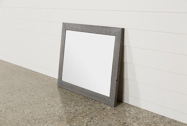 Sinclair Grey Mirror - 360