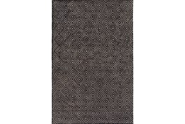 60X90 Rug-Baguette Charcoal