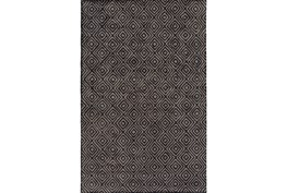 96X120 Rug-Baguette Charcoal