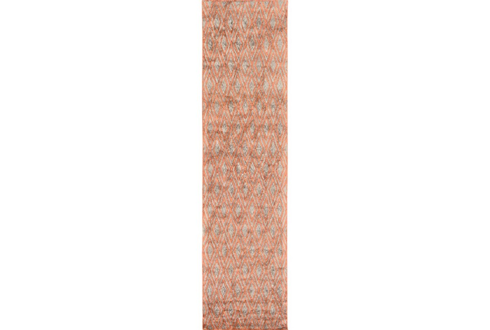 """2'5""""x10' Rug-Marquise Rust"""