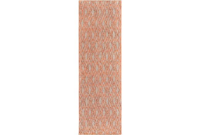 30X96 Rug-Marquise Rust - 360