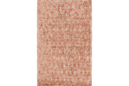 60X90 Rug-Marquise Rust