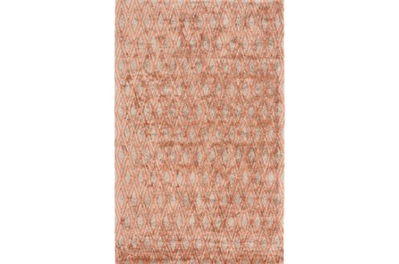 72X108 Rug-Marquise Rust