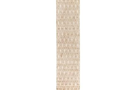 30X120 Rug-Marquise Olive/Ivory