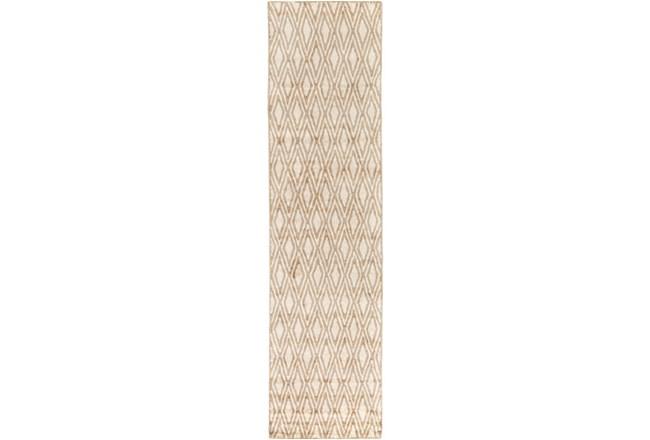 30X120 Rug-Marquise Olive/Ivory - 360