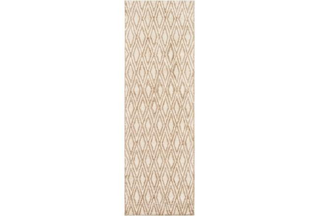 30X96 Rug-Marquise Olive/Ivory - 360
