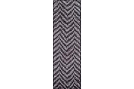 30X96 Rug-Highgate Charcoal