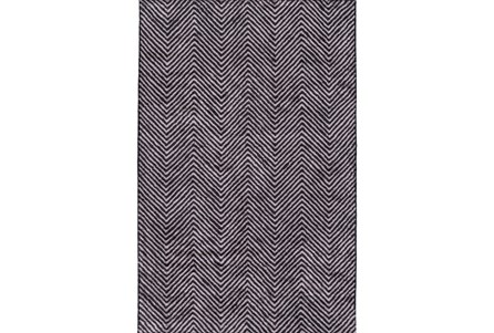 108X156 Rug-Highgate Charcoal