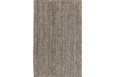 60X96 Rug-Klamath Charcoal
