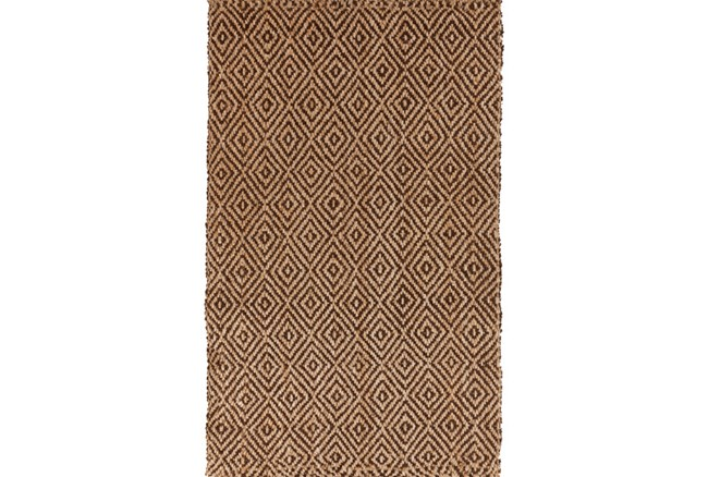 39X63 Rug-Sweetwater Chocolate/Beige - 360