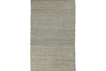 39X63 Rug-Arroyo Sky Blue