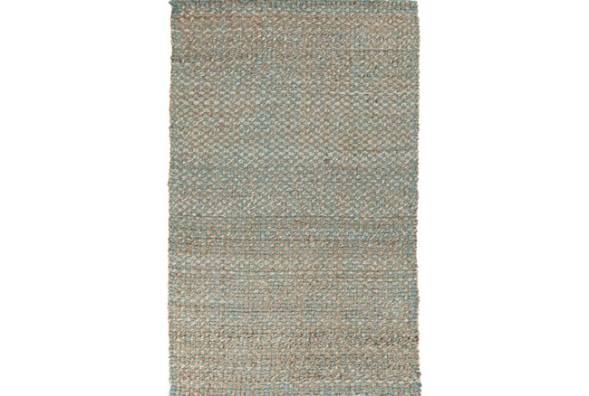 39X63 Rug-Arroyo Sky Blue - 360