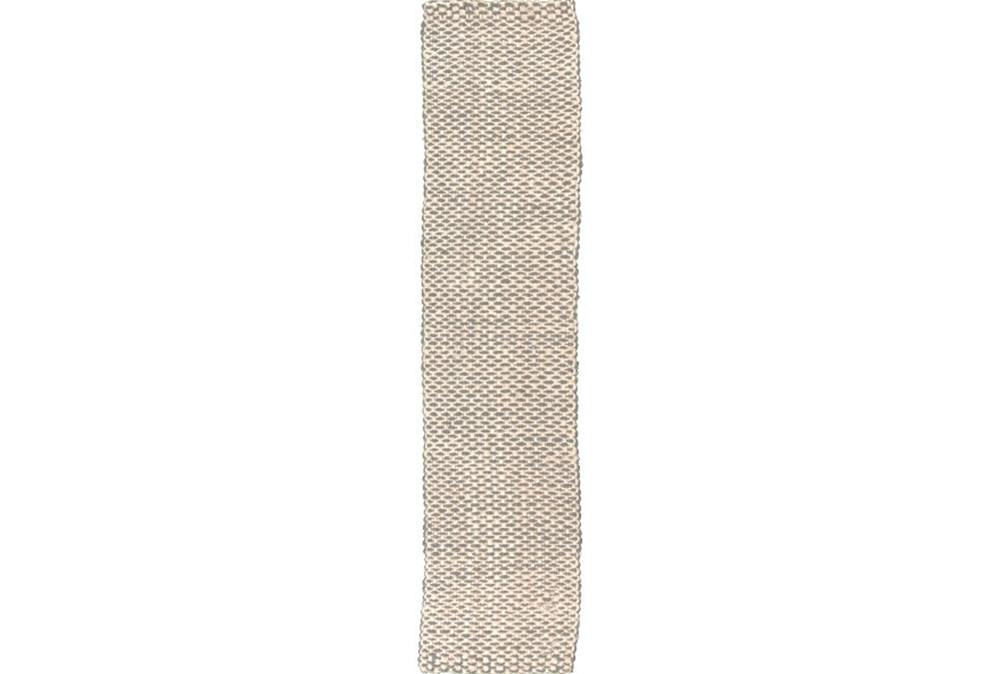 120X168 Rug-Arroyo Ivory/Charcoal