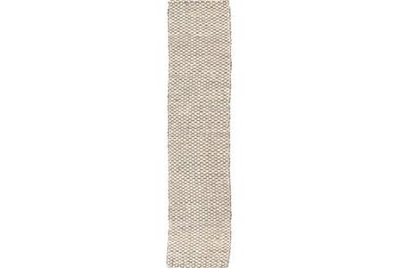 96X132 Rug-Arroyo Ivory/Charcoal