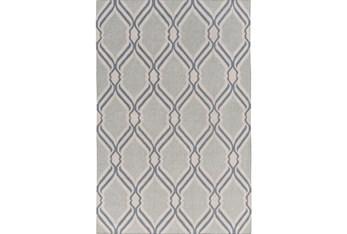 2'x3' Rug-Beso Grey/Slate