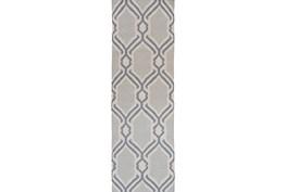 30X96 Rug-Beso Grey/Slate