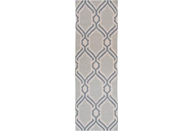 30X96 Rug-Beso Grey/Slate - 360