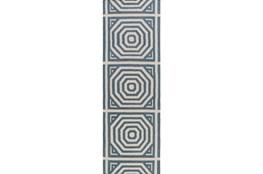 30X96 Rug-Ocho Teal