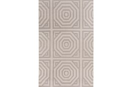 48X72 Rug-Ocho Light Grey