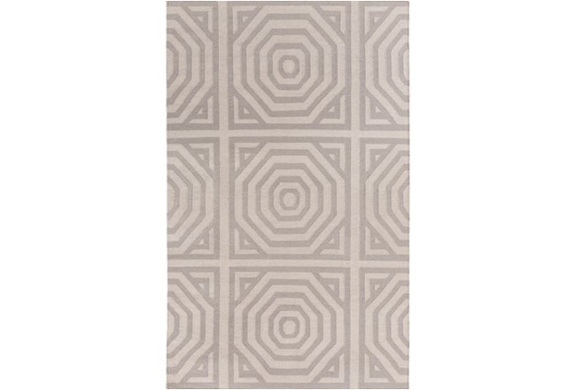 60X90 Rug-Ocho Light Grey - 360