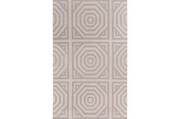 96X120 Rug-Ocho Light Grey