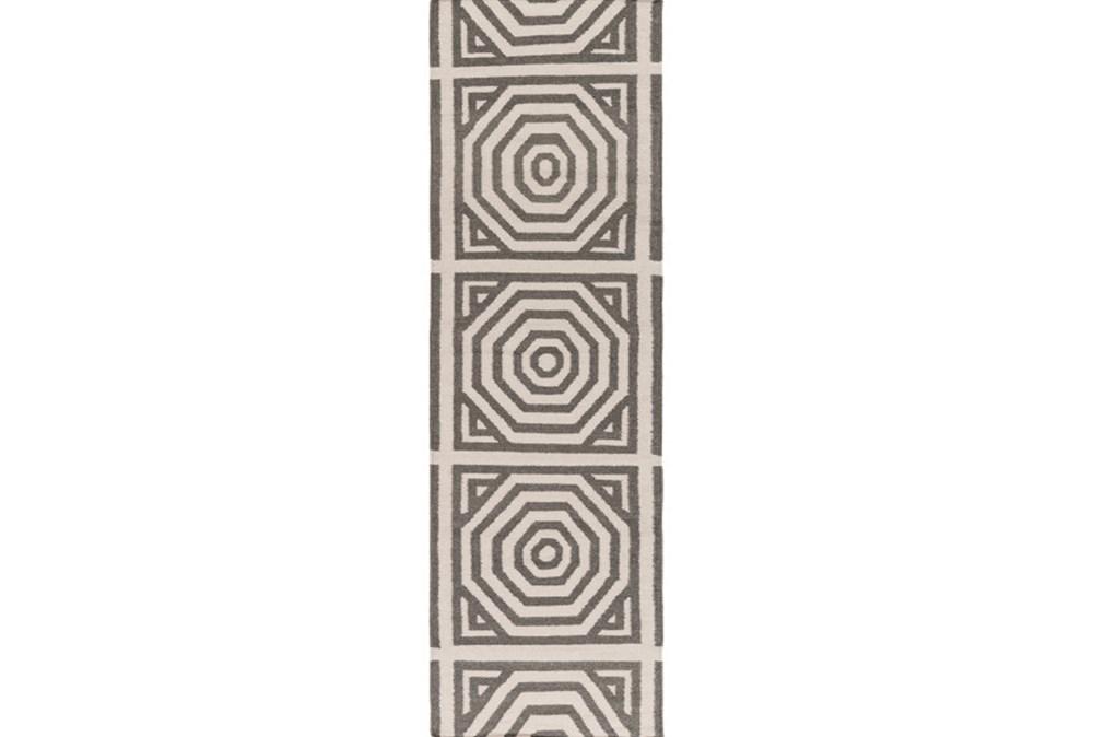 30X96 Rug-Ocho Grey