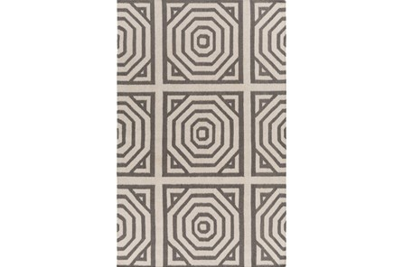 48X72 Rug-Ocho Grey - Main