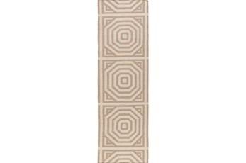 30X96 Rug-Ocho Taupe