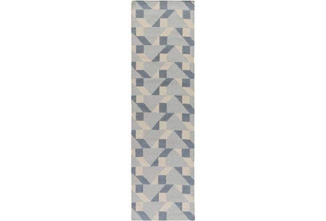 30X96 Rug-Alameda Slate - 360