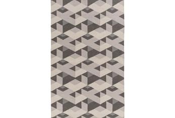 4'x6' Rug-Salton Grey