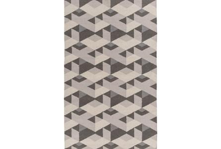 48X72 Rug-Salton Grey