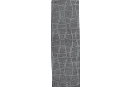 30X96 Rug-Stelvio Grey