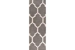 30X96 Rug-Architect Grey