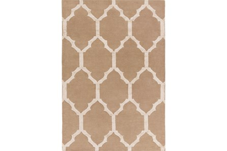 96X120 Rug-Architect Taupe