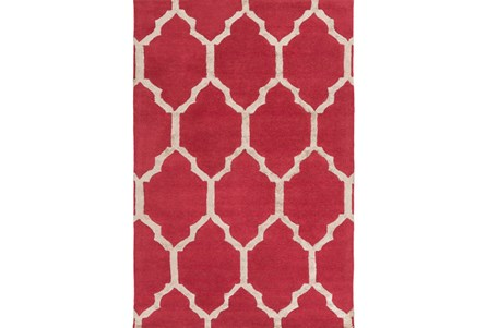 24X36 Rug-Architect Red