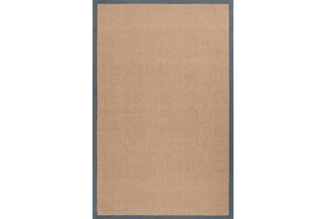 108X156 Rug-Lael Jute Grey